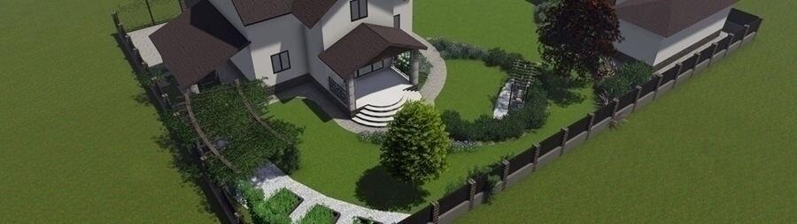 Проектирование ландшафтного дизайна в Минске
