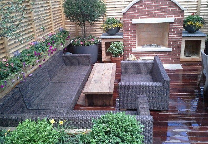 Мал да удал: 10 идей для небольшого сада